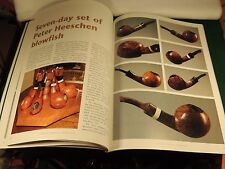 """THE BJARNE NIELSEN INTERVIEW""""PIPES AND TOBACCO SUMMER 2008"""" WILL PURDY PIPES !!!"""