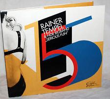 CD RAINER TEMPEL & NDR Bigband - Serious Fun