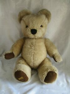 "Vintage Large Merrythought Teddy Bear, Fully Jointed, 29"" (73cm)"