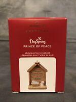 2020 Hallmark Keepsake Prince Of Peace Nativity Christmas Ornament Dayspring New