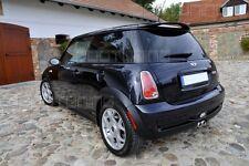 Mini One Cooper R50, R53 Roof Spoiler Rear Spoiler Spoiler Roof Edge Spoiler