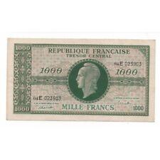 Billet 1000 Francs Marianne 1945 TTB+