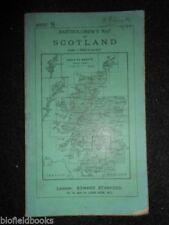 Scotland 1930-1939 Date Range Antique Europe Sheet Maps