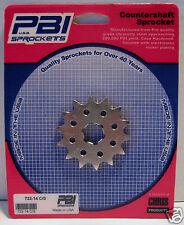 PBI COUNTERSHAFT SPROCKET 722-14 - STEEL 14 TEETH FRONT SPROCKET-Brand New!!