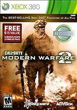 Call of Duty: Modern Warfare 2  (Xbox 360, 2009)