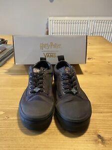 Kids Size 1 Harry Potter Vans Trainers