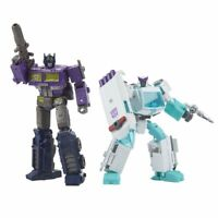 Transformers Generations Selects Shattered Glass Optimus Prime + Ratchet 2-Pack