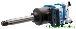 "Draper  84128 Air Impact Wrench Gun 1"" Square Drive HGV Commercial Workshop"