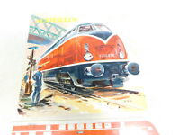 BW289-0,5# Märklin H0/00 Katalog 57 D Ö/1957 mit Gutschein und Preisliste, s.g.