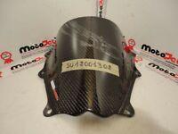 Cupolino Parabrezza carbonio Plexi Windschild carbon Suzuki Gsx-r 1000 07-08 k7-