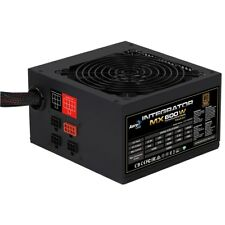 Aero Cool Integrator MX 600W Modular Power Supply 80 Plus Bronze
