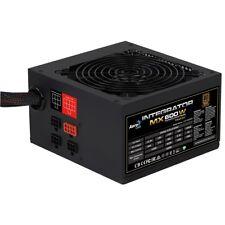 Aero Cool integrador MX 600w MODULAR Fuente de alimentación 80 Plus Bronce