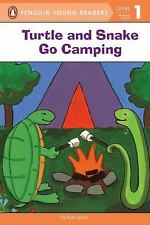 Turtle and Snake Go Camping (Penguin Young Readers, L1)-ExLibrary