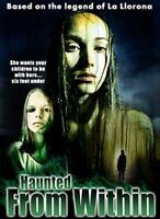 Haunted From Within- DVD Movie- Brand New & Sealed -Fast Ship! OD332