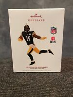 Hallmark 2019 Juju Smith-Schuster Pittsburgh Steelers NFL Football Ornament
