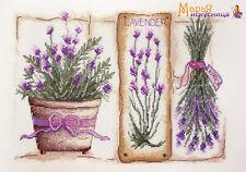"Counted Cross Stitch Kit MARY WEAVER (MARYA ISKUSNITSA)  ""Provence"""