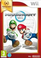 Mario Kart Wii Game Only - Nintendo Selects - Brand New & Sealed - Nintendo Wii