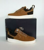 Nike Air Force 1 '07 Prm Wip Ale Brown Sail Men's Size 9 NIB  AV4113 200