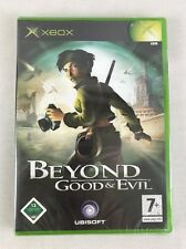 Xbox Beyond Good & Evil (2004), Brand New & Microsoft Factory Sealed, Dented