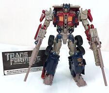 Transformers Revenge of the Fallen OPTIMUS PRIME Complete Voyager ROTF Hasbro