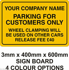 Rectangle Custom Made Decorative Plaques & Signs