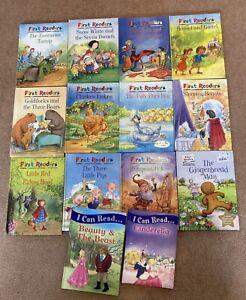 Set of First Reader Books