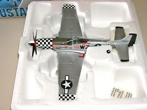 "LOT ~ Armour Collection 1:48 Scale P-51D MUSTANG ""WWII Ace J Landers"" ~ Damaged"