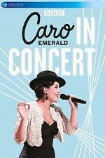 CARO EMERALD - IN CONCERT   DVD NEW+ !