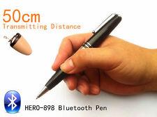 HERO-898-Bluetooth-Pen-With-Spy-Earpiece-40-60cm-Long-Transmitting-Distance  HE