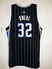 Adidas NBA Swingman Orlando Magic Shaquille O'Neal Black Jersey sz L