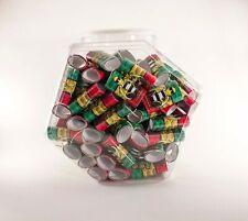 Bin of 100 Hemp Wick Lighter Sleeves (8ft ea)
