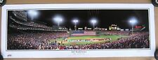 Red Sox 2007 World Series Opening Ceremony panoramic ! LARGE