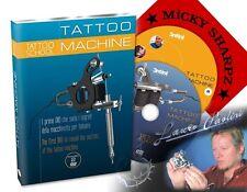 The TATTOO MACHINE DVD Secrets Specialising Techniques Tattoo Supply