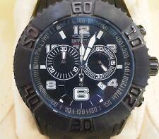 Men Invicta Chronograph Seaspider Blue Dial Watch Model 6713 Caliber 316L in Box