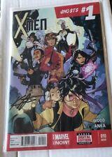 Uncanny XMen #10 Marvel Inhumanity Signed by Kris Anka