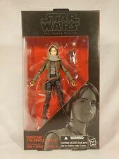 Hasbro Star Wars Black Series 6 Inch #22 Jyn Erso (Jedha) NIB Action Figure