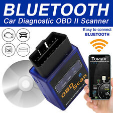 ELM327 Bluetooth OBD2 V2.1 Scanner ,Car Auto Diagnostic Adapter Scan Tool