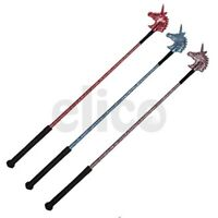 Unicorn Horse Riding Crop Whip Childs Kids Sparkle Glitter Pony