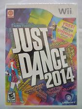 Just Dance 2014  (Nintendo Wii, 2013)