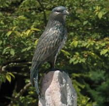 Bronzefigur Roter Milan H52cm Rottenecker Bronze Adler Falke Vogel Dekoration