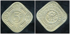 PAYS BAS  5 cents 1913  ( bis )