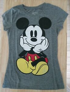 Disney Store Double-Sided Girls Graphic T-shirt/EUC/Size S