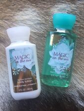Bath And Body Works Magic In The Air Travel Size Set