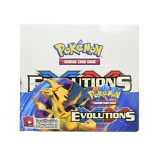 More details for pokemon xy evolutions booster box