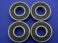 4 Stück SKF 6001 2RSH (12x28x8 mm) Kugellager, Rillenkugellager (2RS, 2RSR)