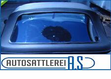 Fiat Barchetta Cabrio Heckscheibe mit Zipper