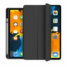 "2020 iPad Pro 11"" 2nd Heavy Duty Shockproof Leather Stand Smart Case Cover"