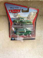 Disney Pixar Cars 2 • #20 Nigel Gearsley • 2011 Porto Corsa Angled Cardback