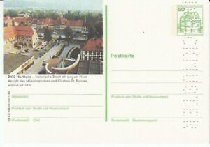 P 130 Bildpostkarte Imprimer Échantillon Northeim
