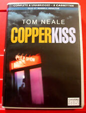 Tom Neale Copper Kiss Vince Piper 8-Tape UNAB Audio Russell Boulter(Robert Ryan)